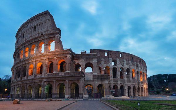 The Rome Colosseum